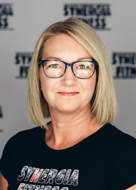 Katarzyna Kopacz - Siłownia Synergia Fitness Instruktorzy